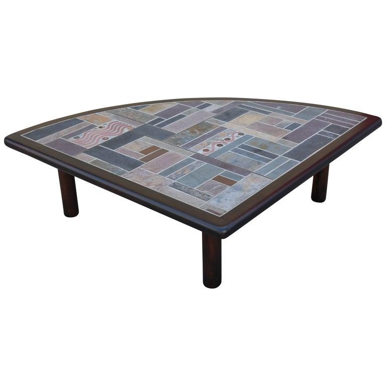 Danish Corner or Coffee Table