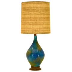 Helmut Bruchman Large Table Lamp