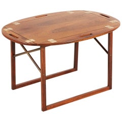 Rosewood Side Table by Svend Langkilde for Illums Bolighus, circa 1960