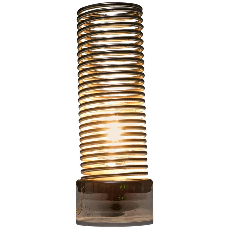 Spring Table Lamp by Harvey Guzzini For Sale