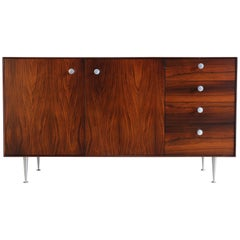 George Nelson Rosewood Thin Edge Credenza
