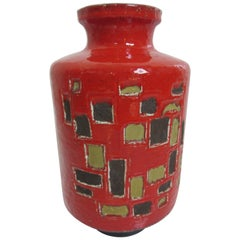 West German Vase by Scheurich