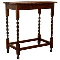 English Side Table, circa 1900