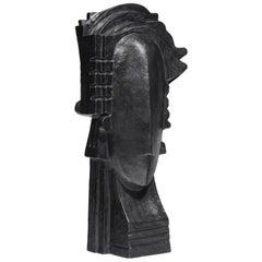 """""""Saphir"""" Sculpture by Kelli Bedrossian, 2016"""