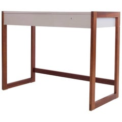 Writing Desk of Cuba Mahogany by Bent Johansen