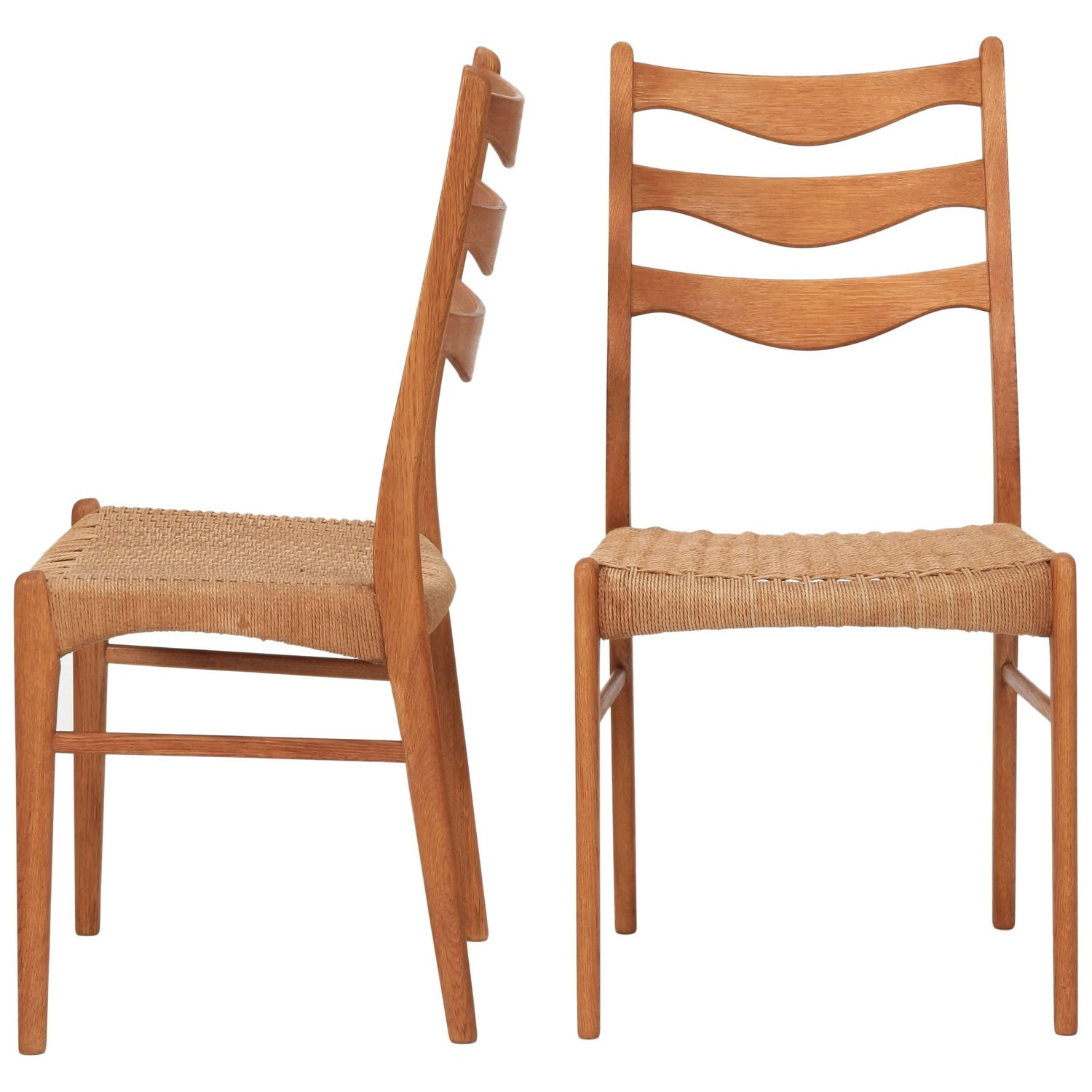 pair of montreal expo chairs by ebena lasalle 1960s at 1stdibs