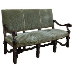 19th Century French Louis XIV Sofa