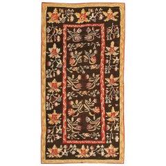 Antique Romanian Bessarabian Rug
