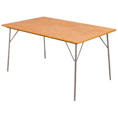 Early Eames DTM Folding Table