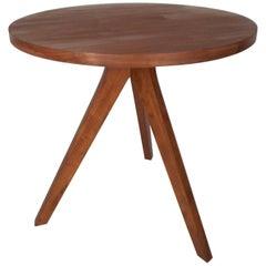 Contemporary Modern Tripod Kitchen Table
