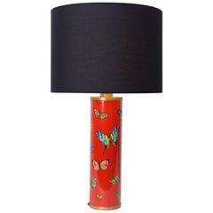 Piero Fornasetti 'Farfalle' Table Lamp