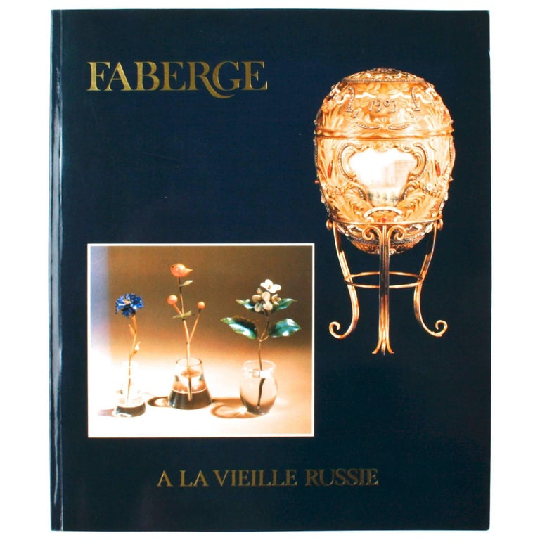 Fabergé, First Edition For Sale