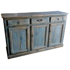 French 18th Century Buffet, Enfilade