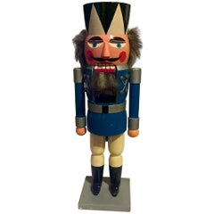 Vintage Christmas Nutcracker from Erzgebirge