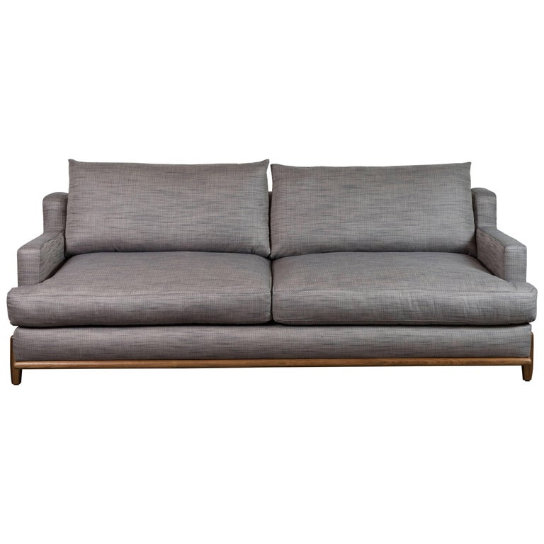 George Sofa by Brian Paquette for Lawson-Fenning For Sale