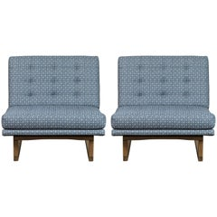 Pair of Griffin Chairs by Lawson-Fenning