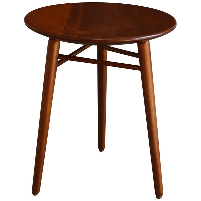 Occasional Table or Stool by Kipp Stewart & Stewart MacDougall for Glenn of Ca.