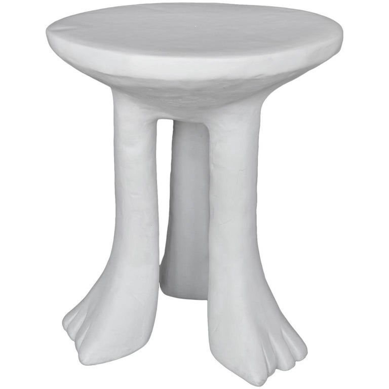 Three-Legged African Table by John Dickinson