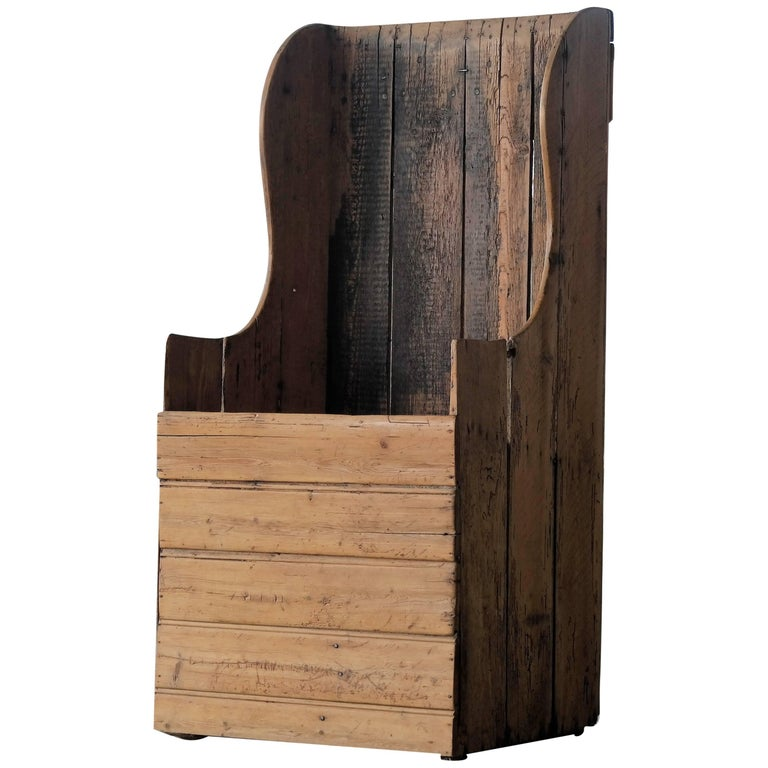 Swell Midcentury Crate Chair In The Manner Of Gerrit Rietveld Download Free Architecture Designs Scobabritishbridgeorg