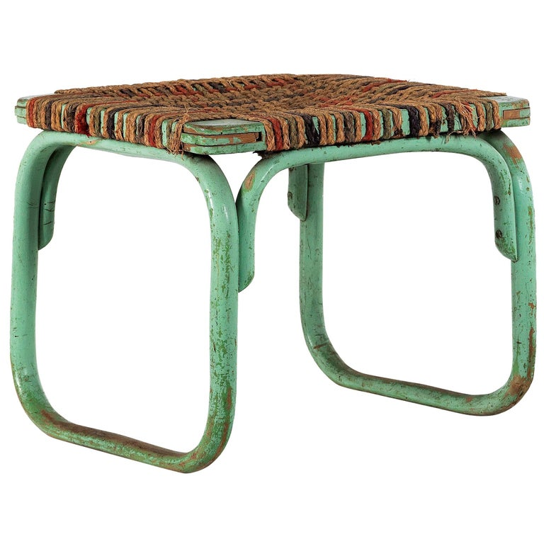 Josef Frank Stool For Thonet For Sale At 1stdibs