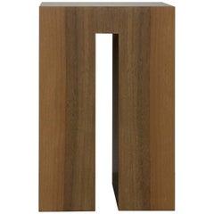 """Kyo-Co"" Veneered Plywood Stool Designed by Nathalie Orlandi for Dessie'"