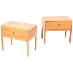 Pair of Nightstands by Kai Kristiansen