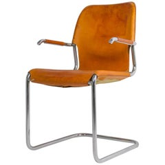 Kenneth Bergenblad Cantilevered Chair for DUX