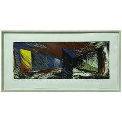 Laddie John Dill Limited Edition Nine Color Silkscreen Print
