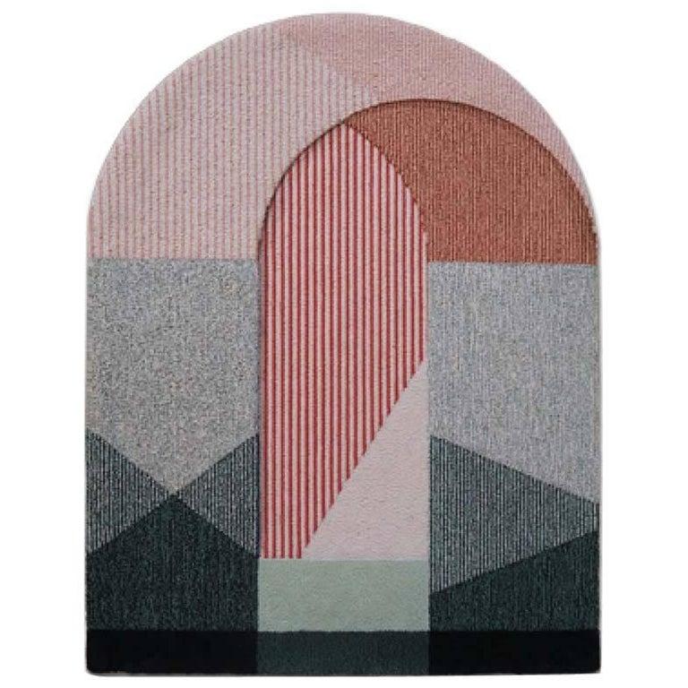 Sottoportico Rug, Designed by Seraina Lareida For Sale