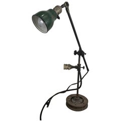 O. C. White Industrial Desk Lamp