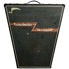 Modernist Rickenbacker Transonic 1968 Rare Model 102 Guitar Combo Amplifier