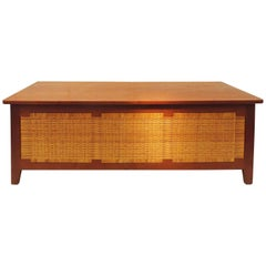 Kaj Winding Chest Bench, Denmark, 1960s