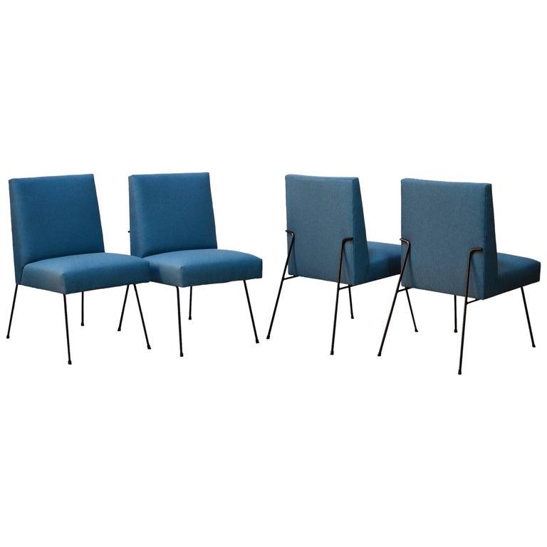 California Iron Dining Chairs 1