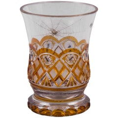 Goblet with Spider, Austria, circa 1830