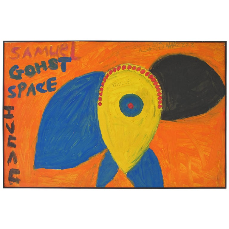 Sam Gant Ghost Space American Primitive Gallery