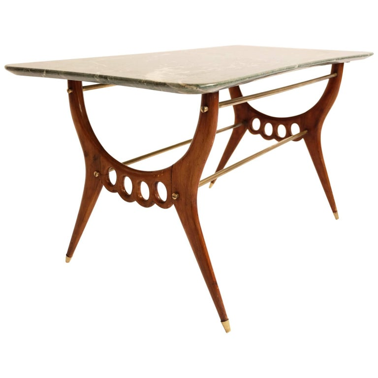 Beautiful Italian Mid Century Modern Coffee Table For Sale At 1stdibs