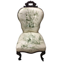 Two Louis Philippe Chairs, 19th Century