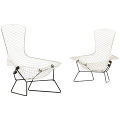 Pair of Harry Bertoia Bird Chairs for Knoll International, 1952