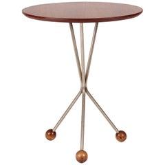 Midcentury Teak Side Table by Albert Larsson