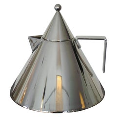 Il Conico Teapot by Aldo Rossi for Alessi