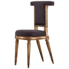 Late 19th Century Voyeuse Chair