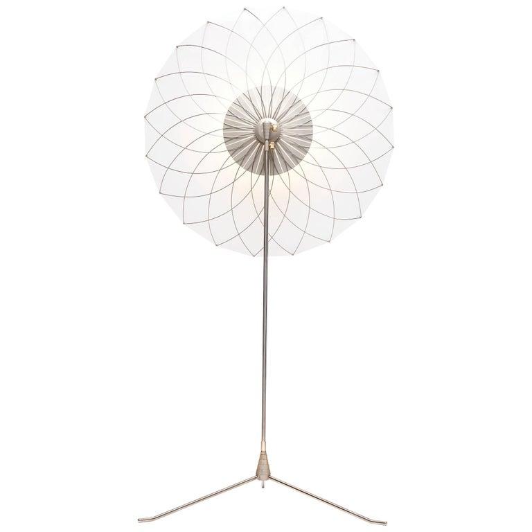 Moooi Filigree Dimmable LED Floor Lamp by Rick Tegelaar