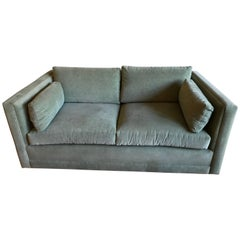 Charles Pfister for Knoll Settee