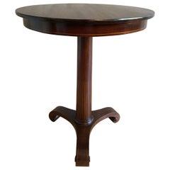 Regency Style Circular Table