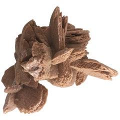 Desert Rose Selenite Crystal Formation