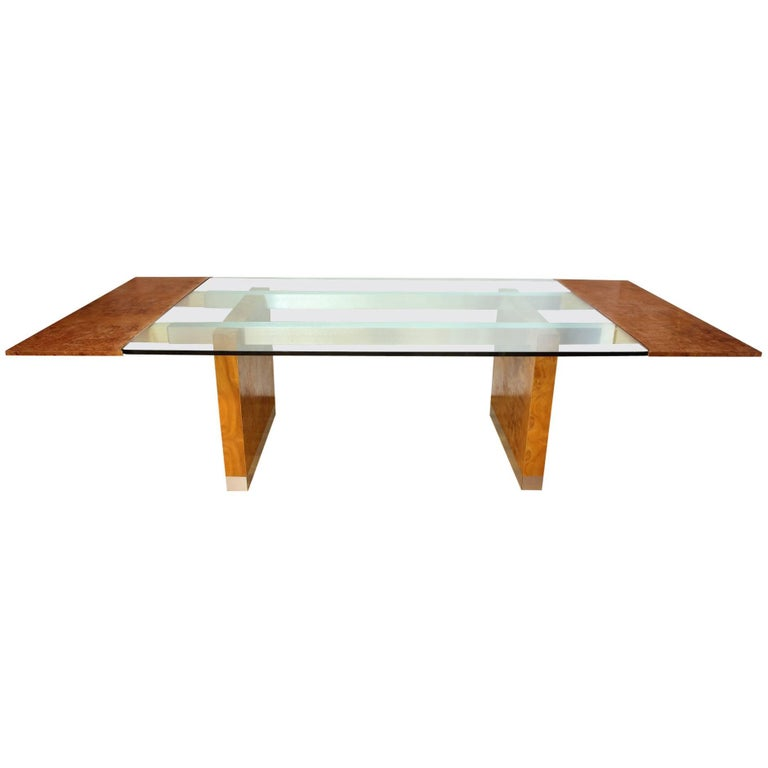 Mid-Century Modern Dining Table by Paul Evans  For Sale