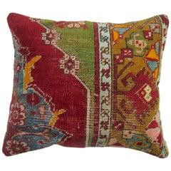 Bohemian Turkish Rug Pillow