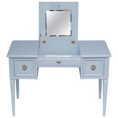 Vintage Lacquered Vanity