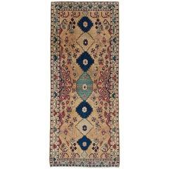 Vintage Persian Mahal Runner