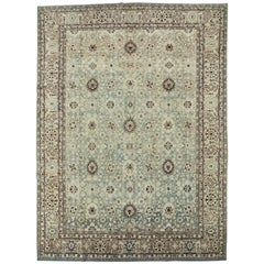 Antique Persian Malayer Room Size Rug
